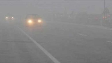 Photo of Ciklos'ta sis nedeniyle görüş mesafesi azaldı