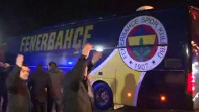 Photo of Fenerbahçe kafilesine yumurtalı saldırı