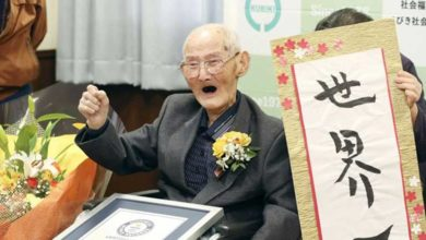 Photo of Dünyanın en yaşlı erkeği Chitetsu Watanabe yaşamını yitirdi