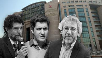 Photo of Gezi davasında karar: Tüm sanıklar beraat etti, tek tutuklu sanık Kavala tahliye olacak