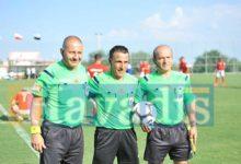 Photo of Futbolda Nicosia Group Kıbrıs Kupası çeyrek final hakemleri açıklandı