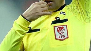 Photo of Fenerbahçe – Galatasaray derbisinin hakemi belli oldu