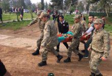 Photo of Hastanede tedavi gören 291 hastanın 86'sı sevk edildi