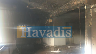 Photo of Hastanede hasar büyük!