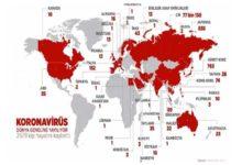 Photo of Koronavirüs 3 ülkede daha görüldü