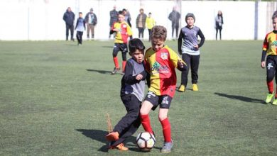 Photo of Minik futbolcular göz doldurdu