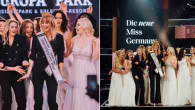 Photo of Miss Almanya 2020 güzeli: Leonie Charlotte von Hase