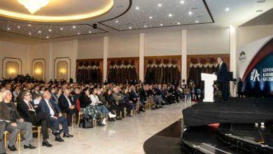 Photo of Akıncı'dan gövde gösterisi
