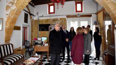 Photo of Akıncı'dan butik otel ziyareti