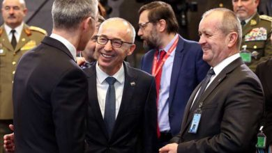 Photo of NATO Savunma Bakanları toplantısı başladı
