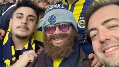 Photo of Lugano kılık değiştirdi, Fenerbahçe-Galatasaray derbisini taraftarlarla izledi