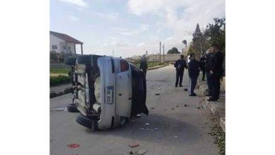 Photo of Alkol aldı direksiyona geçti, arabayı devirdi