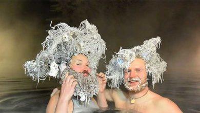 Photo of Saç Dondurma Yarışması'ndan dikkat çeken modeller