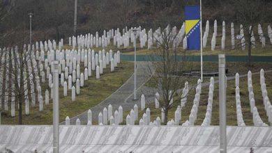 Photo of Srebrenitsa'da kimliği belirlenemeyen 82 kurban toprağa verilecek