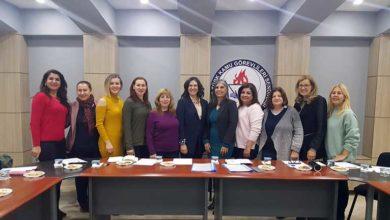 Photo of KAMUSEN Kadın Komitesi CTP ve HP ile toplantı gerçekleştirdi