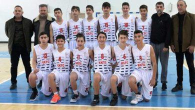 Photo of U14 erkeklerimiz de finalde