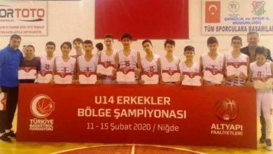 Photo of U14'lerde çifte zafer!