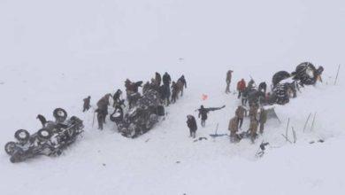 Photo of Van-Bahçesaray'da çığ felaketleri: 41 kişi hayatını kaybetti