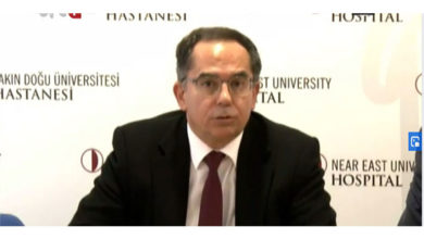 Photo of Prof. Dr. Yenen: Tahliye edilen hastaların durumu stabil