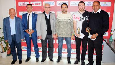 Photo of Ödüller verildi