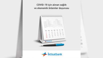 Photo of COVID-19 için alınan sağlık ve ekonomik önlemler duyurusu