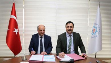 Photo of GAÜ ile ALKÜ arasında işbirliği protokolü imzalandı