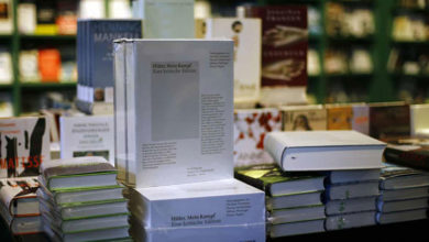 Photo of Amazon, Hitler'in kitabı 'Mein Kampf'ın satışını yasaklıyor