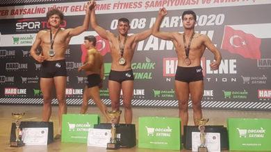 Photo of Arif Tuğcan Kondoz Türkiye şampiyonu