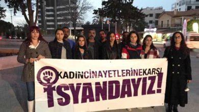 Photo of Elif Lort cinayeti'ne karşı üç örgüt Girne'de eylem yaptı