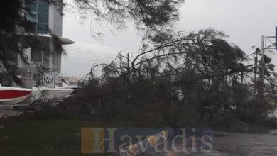 Photo of Ülke şiddetli fırtınanın etkisi altında