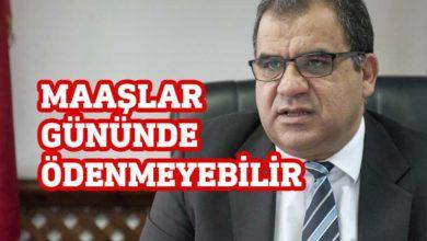 Photo of Sucuoğlu: Gelirlerimiz düştü, maaşlar gecikebilir