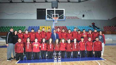 Photo of Lise basketbolda şampiyon Girne Amerikan Okulları