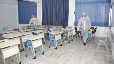 Photo of Gazimağusa Belediyesi  Covid-19 salgınına karşı ilaçlama çalışmalarını sürdürüyor