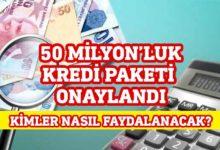 Photo of Kalkınma Bankası ilk etapta 50 Milyon TL'lik bir kredi paketi onayladı