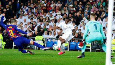 Photo of El Clasico Real Madrid'in
