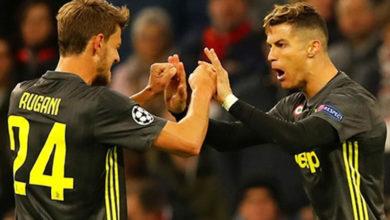 Photo of Ronaldo'dan Koronavirüs bulaşan takım arkadaşı Rugani'ye destek