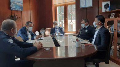 Photo of Lapta'da yapılacak testler konusunda toplantı yapıldı