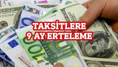 Photo of Güney'de banka taksitlerine 9 AY ERTELEME