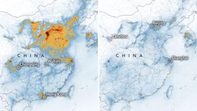 Photo of Koronavirüs hava kirliliğini azalttı