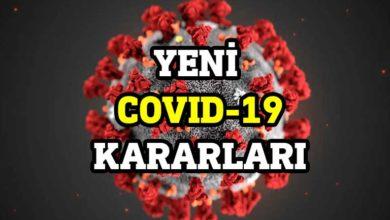 Photo of Sağlık Bakanlığı ve Tabipler Birliği ile alının yeni Covid-19 kararları