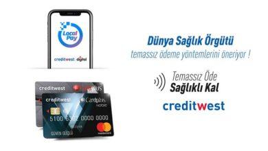 Photo of Creditwest Dijital'de transfer ücreti alınmayacak