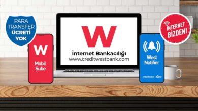 Photo of Tüm Creditwest hizmetleri ATM ve dijital ortamda