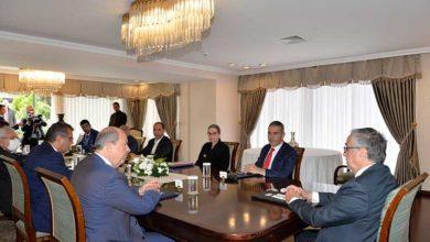 Photo of Seçimin ertelenmesine yönelik toplantı başladı