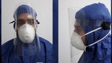 Photo of DAÜ Mühendislik Fakültesi şeffaf yüz maskesi üretti