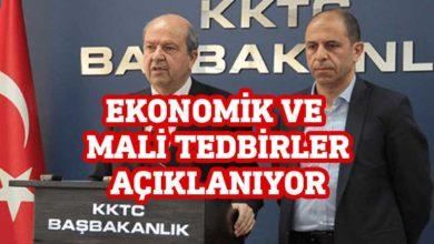 Photo of Bakanlar Kurulu'nun aldığı ekonomik ve mali tedbirler açıklanıyor