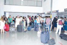 Photo of Turistler, ülkelerine dönüyor