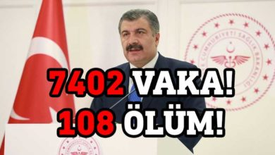 Photo of TC Sağlık Bakanı Koca: Bugün 16 hastamız hayatını kaybetti
