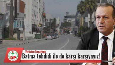 Photo of Ataoğlu: Batma tehdidi ile karşı karşıyayız