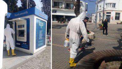 Photo of Girne'de koronavirüse karşı önlemler devam ediyor