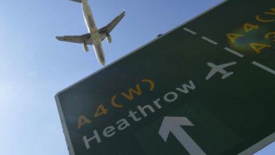 Photo of İlk uçak bugün Heathrow'dan kalkacak